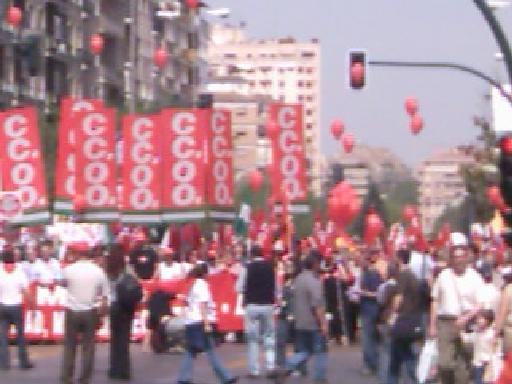 PRIMERO DE MAYO 2006