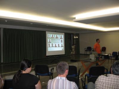 EXPICACIÓN DEL PROGRAMA ELECTORAL DE IU EN UGÍJAR 24 MAYO (a)