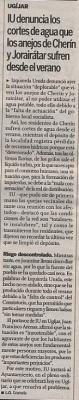 LA OPINIÓN DE GRANADA. 28/09/2007