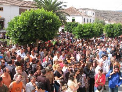 Las fiestas de Ugíjar. Nuestra gente