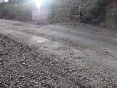 ACTUACIÓN PARLAMENTARIA DE IZQUIERDA UNIDA.- CARRETERA  A-337 Cherín-La Calahorra
