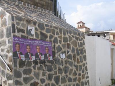 IZQUIERDA UNIDA LLEVA LAS PROPUESTAS ELECTORALES AL ÚLTIMO RINCÓN DE LA ALPUJARRA 2