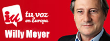 WILLY MEYER: NUESTRO CANDIDATO