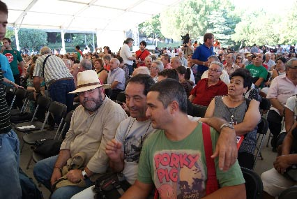 Fiesta del Partido Comunista de España