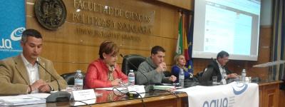 DEBATE POLÍTICO EN LA UNIVERSIDAD DE GRANADA
